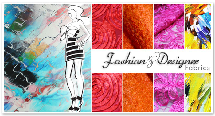 Designer Clothing Fabrics Fashion amp Designer Fabrics
